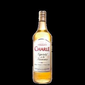 1 Bouteille liqueur Charle